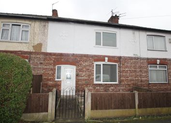 Thumbnail 2 bedroom terraced house to rent in Crossford Street, Stretford, Manchester