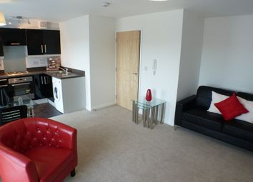 Thumbnail 1 bed flat to rent in Copper Quarter, Swansea