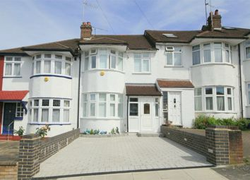 Thumbnail 3 bed end terrace house for sale in Chetwynd Avenue, East Barnet, Hertfordshire