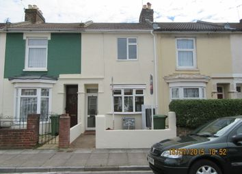 Thumbnail 3 bed terraced house to rent in Emsworth Road, Portsmouth
