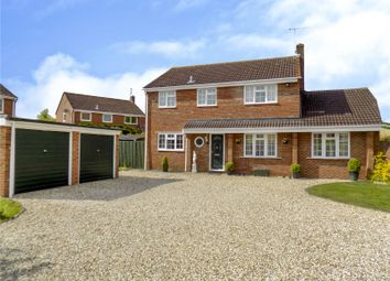 Thumbnail 4 bed detached house for sale in Mellow Ground, Haydon Wick, Swindon