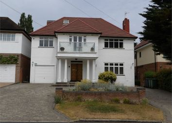 Thumbnail 7 bed detached house for sale in Glanleam Road, Stanmore, Greater London