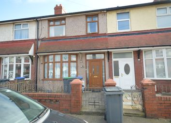Thumbnail 3 bed terraced house for sale in The Crescent, Blackpool
