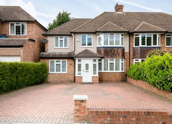 Thumbnail 4 bed semi-detached house for sale in Croham Valley Road, Selsdon, South Croydon