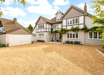 Thumbnail 6 bed detached house for sale in Blackpond Lane, Farnham Royal, Slough