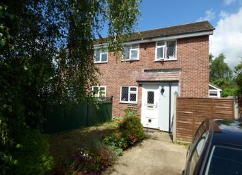 Thumbnail 1 bed property to rent in Mallard Way, Great Cornard