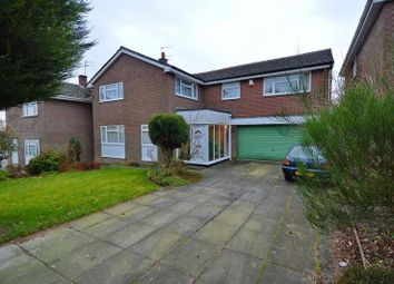Thumbnail 6 bed detached house for sale in Oakdale Close, Whitefield, Manchester