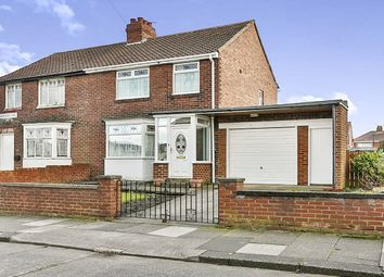 Thumbnail 3 bed semi-detached house for sale in Blackwell Avenue, Walker, Newcastle Upon Tyne