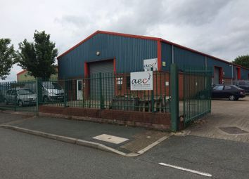 Thumbnail Light industrial to let in Units 1 And 2, Clwyd Court One, Rhosddu Industrial Estate