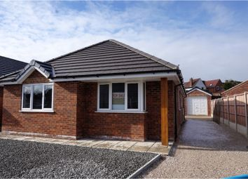 Thumbnail 3 bed bungalow for sale in Carrington Close, Ilkeston