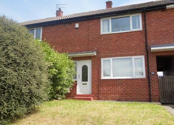 Thumbnail 2 bedroom terraced house for sale in Greenfields Road, Bishop Auckland