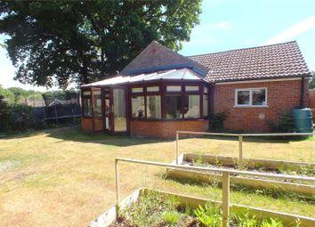 Thumbnail 3 bed detached bungalow for sale in Earlsbourne, Church Crookham, Fleet, Hampshire