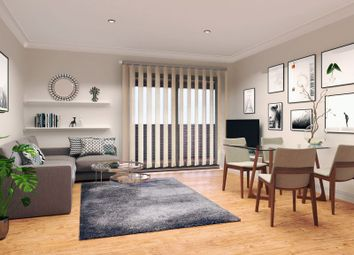 Thumbnail 1 bed flat for sale in Wycombe Lane, Wooburn Green, High Wycombe