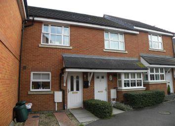 Thumbnail 2 bed terraced house for sale in Gravelly Field, Singleton, Ashford