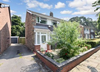 Thumbnail 3 bed semi-detached house for sale in Village Road, Garden Village, Hull