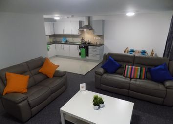 Thumbnail 6 bed flat to rent in Infirmary Road, Sheffield