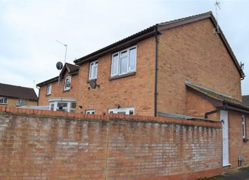 Thumbnail 1 bedroom end terrace house for sale in Percheron Close, Shaw, Swindon