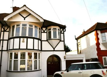 Thumbnail 3 bedroom semi-detached house for sale in Sonia Gardens, London