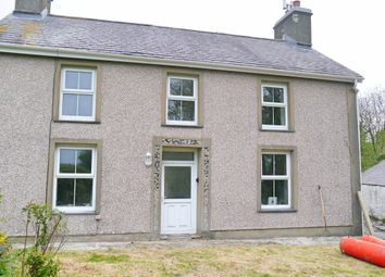 Thumbnail 3 bed farmhouse to rent in Weirglodd, Llwyncelyn
