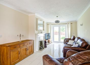 Thumbnail 4 bedroom detached house for sale in Station Road, Manea, March