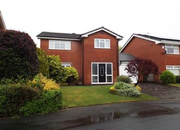 Thumbnail 4 bed detached house for sale in Wade Bank, Westhoughton, Bolton, Greater Manchester