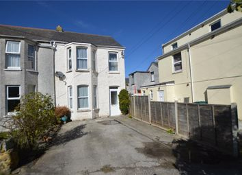 Thumbnail 4 bed end terrace house for sale in Gannel View, Newquay, Cornwall