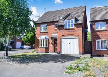 Thumbnail 4 bed detached house to rent in Leen Valley Way, Hucknall, Nottingham