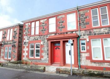 Thumbnail 2 bed flat for sale in Dean Street, Kilmarnock, East Ayrshire