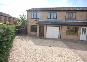 Thumbnail 3 bed property to rent in Heath Lane, Leasingham, Sleaford