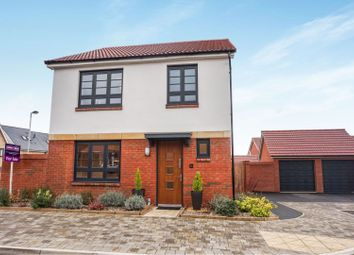 Thumbnail 3 bed detached house for sale in Bawlins, St Neots