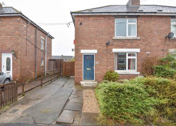 Thumbnail 2 bed semi-detached house for sale in Pixley Dell, Delves Lane, Consett