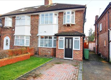 3 bed semi-detached house for sale in Methuen Road, Edgware, Middx HA8