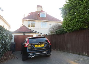 Thumbnail 2 bed flat for sale in Church Road, Southbourne, Bournemouth