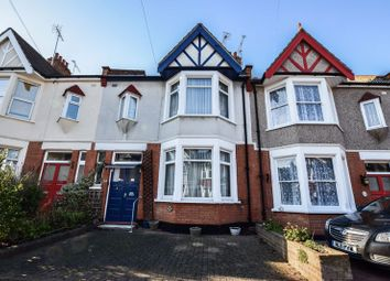 Thumbnail 4 bedroom terraced house for sale in St. Georges Park Avenue, Westcliff-On-Sea