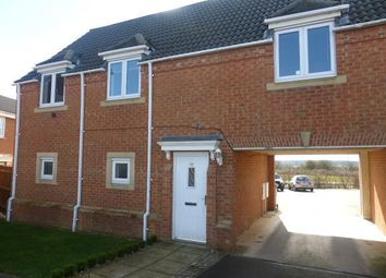 Thumbnail 2 bed flat to rent in Powys Close, Corby