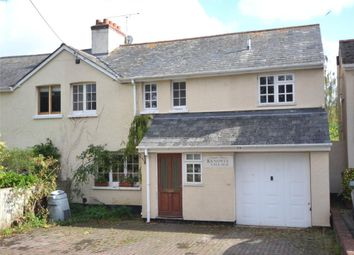 Thumbnail 5 bed semi-detached house for sale in Knowle Village, Knowle, Budleigh Salterton, Devon