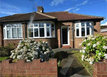 Thumbnail 2 bed semi-detached bungalow to rent in Bosworth Gardens, Heaton, Newcastle Upon Tyne, Tyne And Wear
