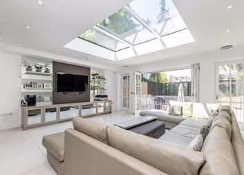 5 bed semi-detached house for sale in Hall Road, London NW8