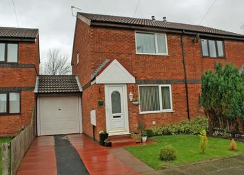 Thumbnail 2 bed semi-detached house for sale in Hedgecroft, Thornton, Liverpool
