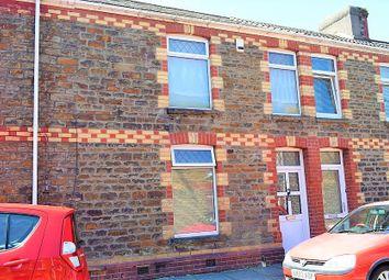Thumbnail 3 bed terraced house for sale in John Street, Port Talbot
