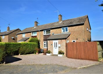 Thumbnail 3 bedroom semi-detached house for sale in Woodfield, Collyweston, Stamford