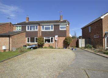 Thumbnail 3 bedroom semi-detached house for sale in Read Way, Bishops Cleeve