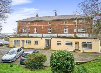 Thumbnail 2 bed flat for sale in Lower Port View, Saltash