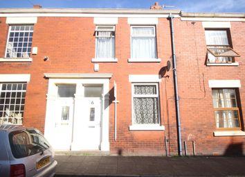 Thumbnail 3 bed terraced house for sale in Brampton Street, Ashton-On-Ribble, Preston