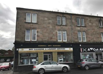 Thumbnail 1 bed flat to rent in Main Street, Neilston, Glasgow