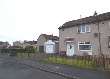 Thumbnail 2 bed end terrace house to rent in Neilvaig Drive, Glasgow