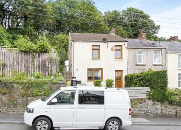 Thumbnail 3 bed end terrace house for sale in Old Road, Britton Ferry