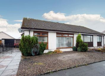 Thumbnail 3 bed semi-detached bungalow for sale in Cedar Crescent, Thornton, Kirkcaldy, Fife