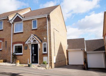 Thumbnail 3 bed semi-detached house for sale in Caer Peris View, Fareham