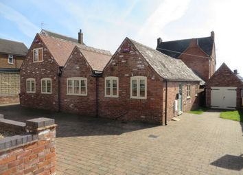 Thumbnail 3 bed barn conversion for sale in Salcombe Close, Newthorpe